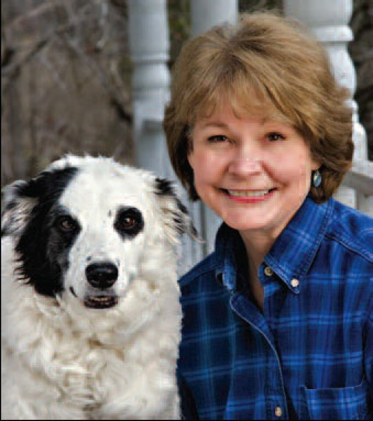 Patricia B. McConnell and Lassie