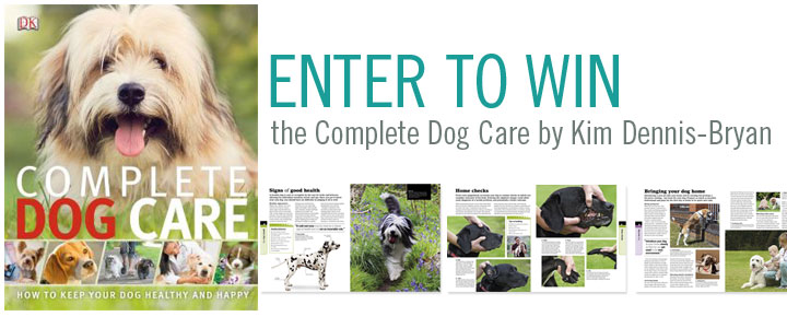Complete Dog Care  Giveaway